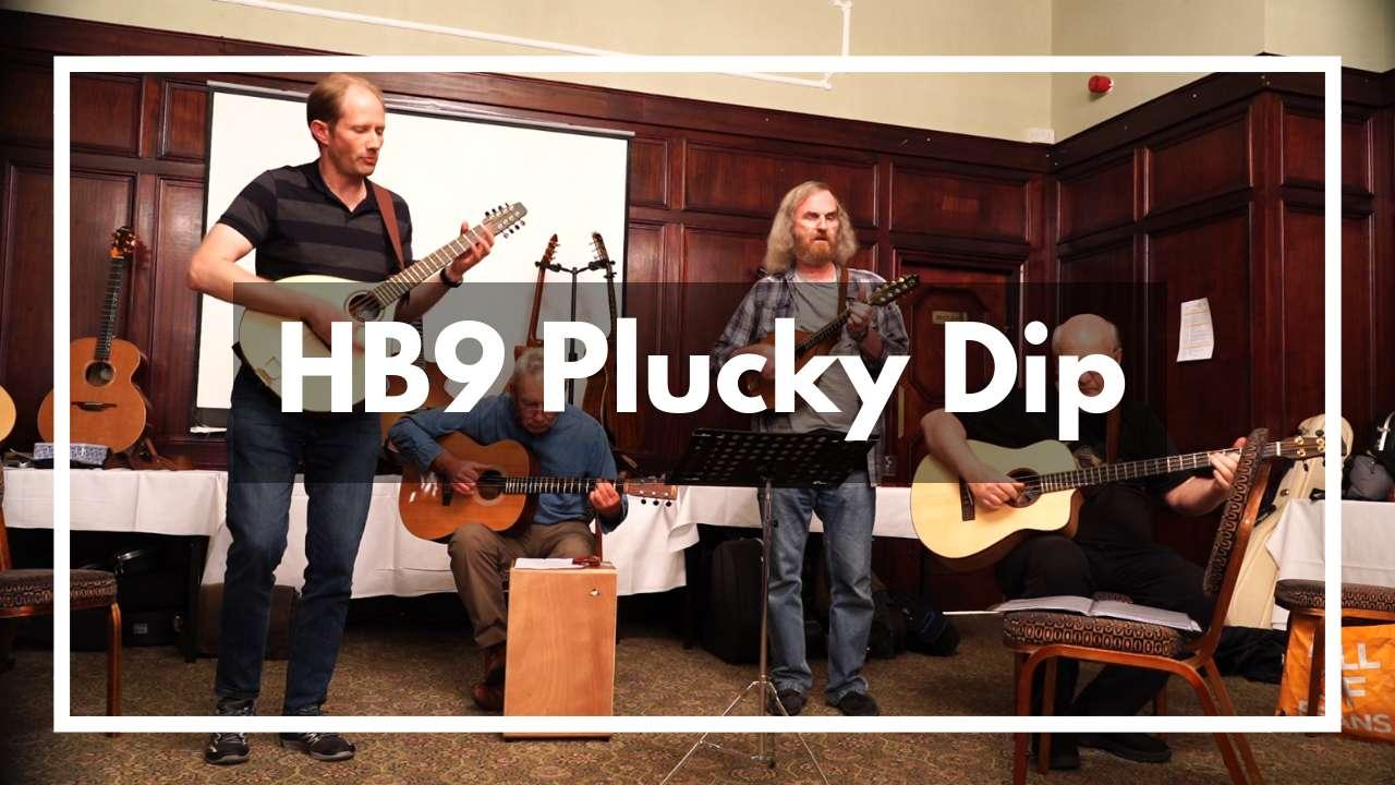 HB9 Plucky Dip Thumbnail