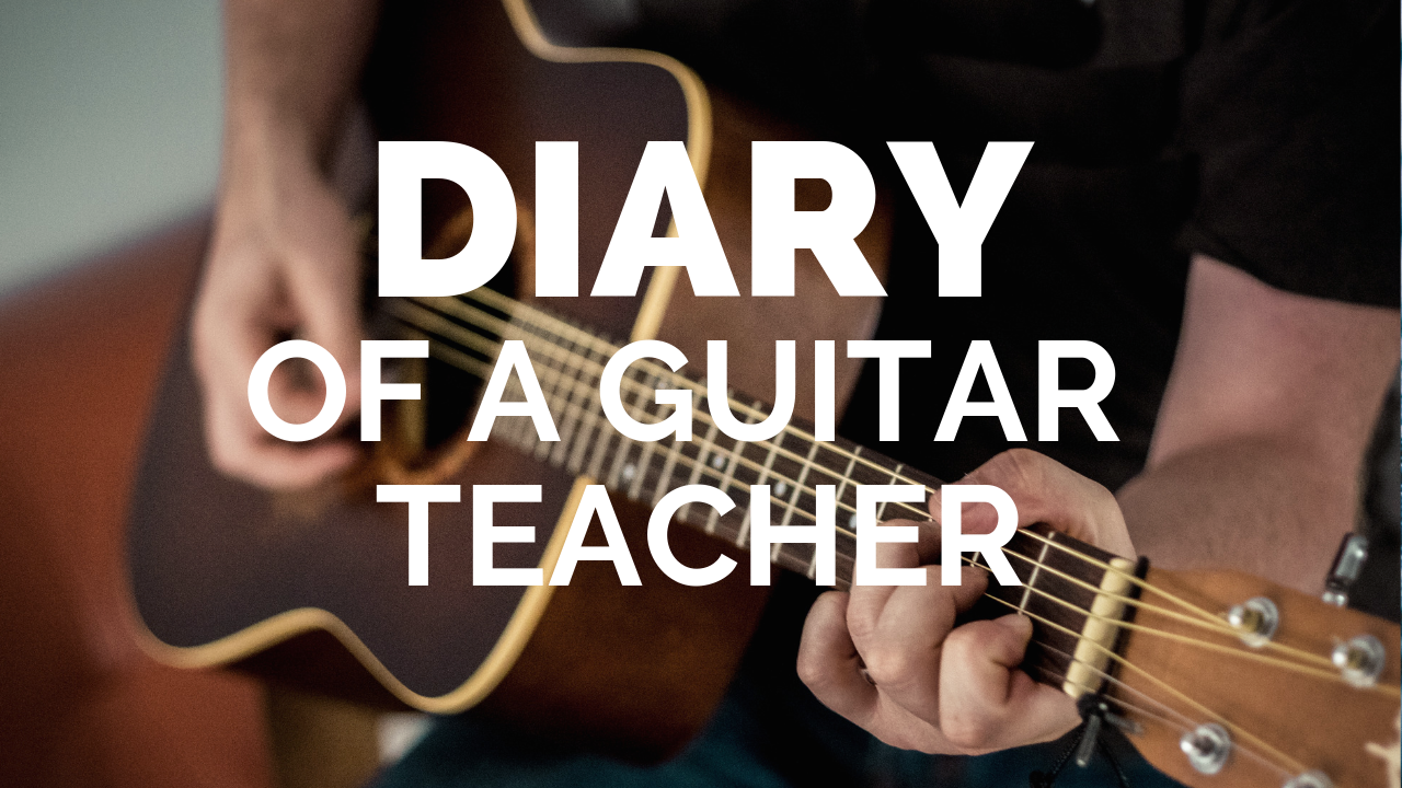 Diary of a Guitar Teacher thumbnail