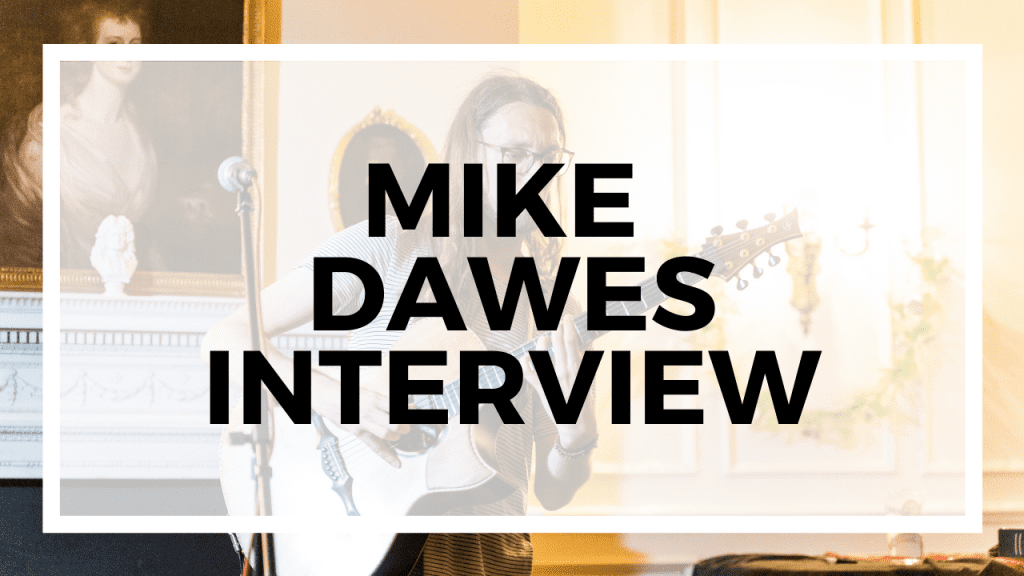 Mike Dawes Interview Thumbnail
