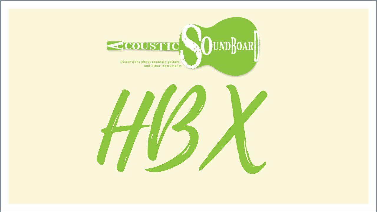 HBX Logo