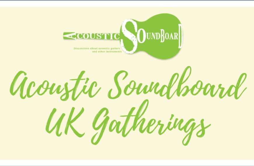 Acoustic Soundboard UK Gatherings