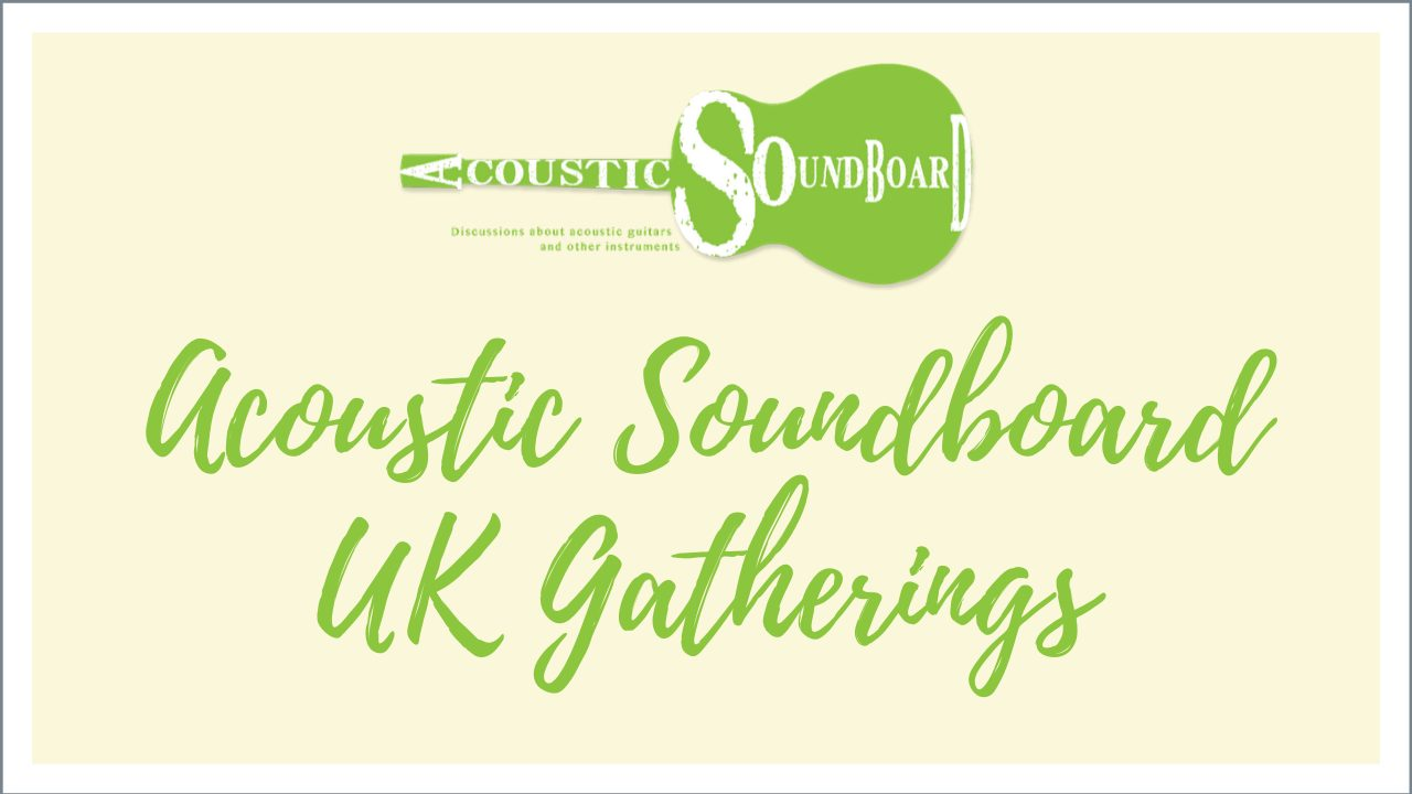 Acoustic Soundboard UK Gatherings Thumbnail