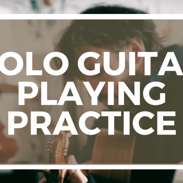 Solo Guitar Playing – Fretted Notes on D & G, Ties and Rests