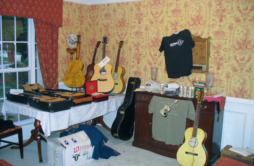 Little Brother's Acoustic Jam 2004