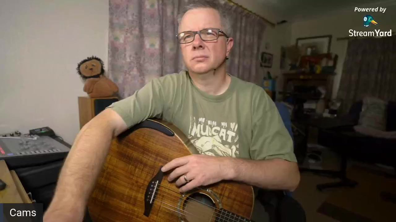 Solo Guitar Playing – Notes on B String and Daily Arpeggios